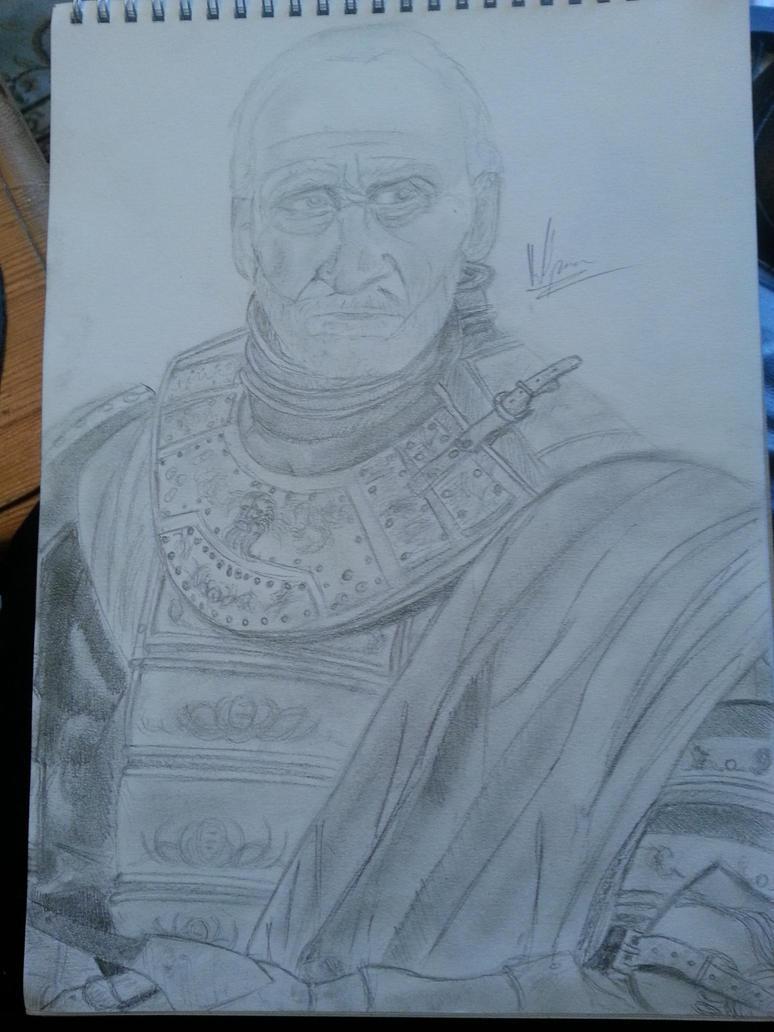 Tywin Lannister Hear Me Roar by Phoenix-Foot
