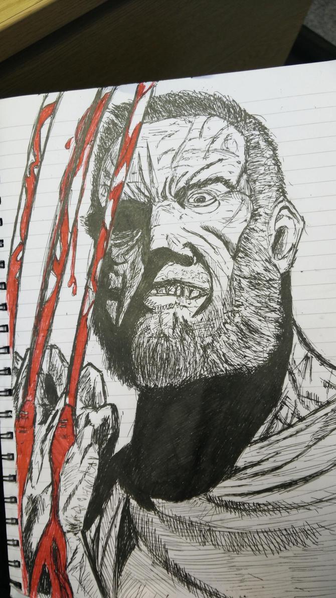 Old Man Logan by Phoenix-Foot