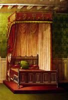 Princess Interior by stock4profs