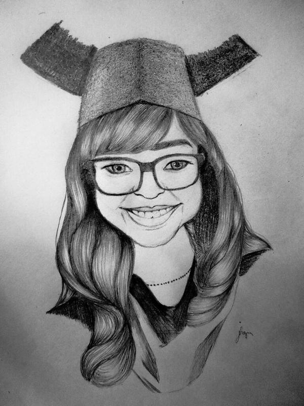 Portrait  by lena-yukime10