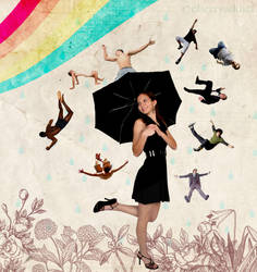 It's Raining Men by Cherryaddict1