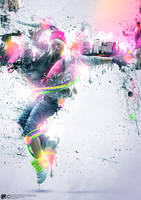 danceCity by p32n