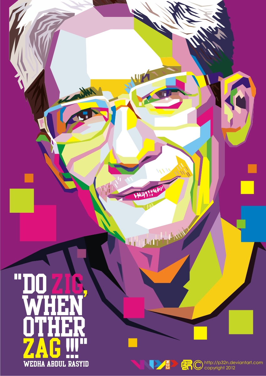 WEDHA ABDUL RASYID THE FOUNDER OF WPAP by p32n - wedha_abdul_rasyid_the_founder_of_wpap_by_p32n-d4sslmj
