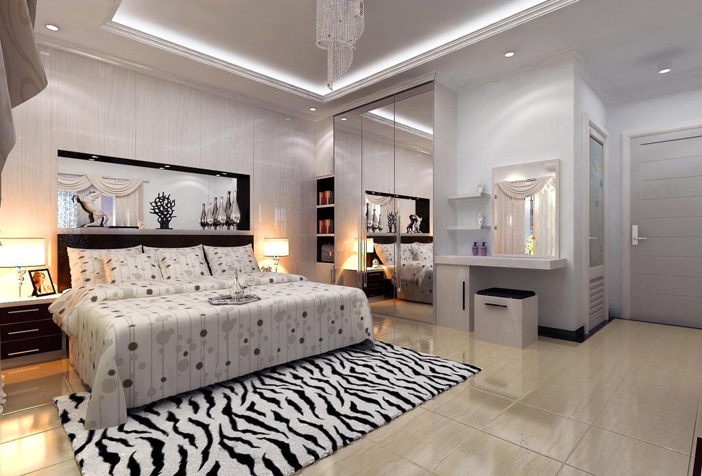Main bedroom design by p32n on deviantart for Main bedroom ideas