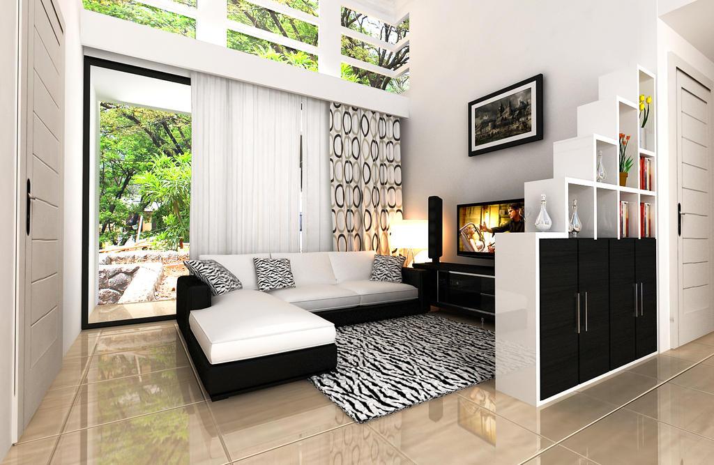 Image Result For Ruang Keluarga Simple