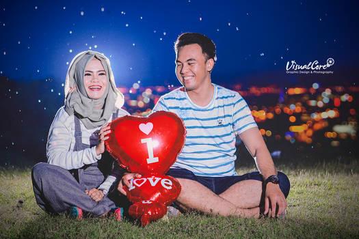 Prewedding Malang by p32n