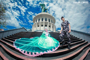prewedding TNI KOARMATIM surabaya