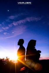 Prewedding Sunrise Bromo by p32n