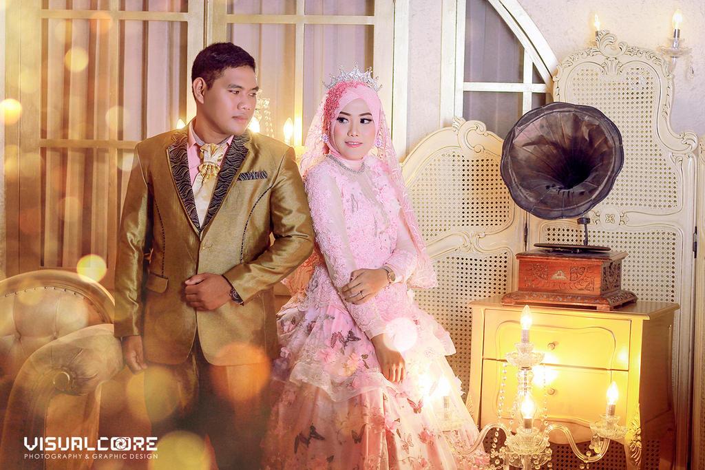 Prewedding Studio Adventure Surabaya by p32n