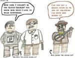 Lego AngryVideoGameNerd