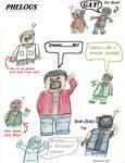 Lego Phelous and.........