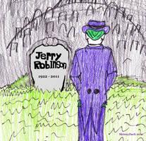 R.I.P. Jerry Robinson by SkinnyZach
