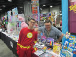 Me and Kevin Bolk - Awesome Con 2015