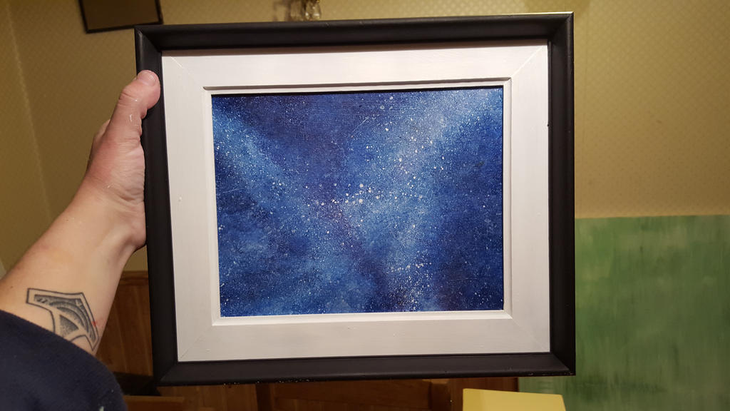 a small galaxy by fotofori