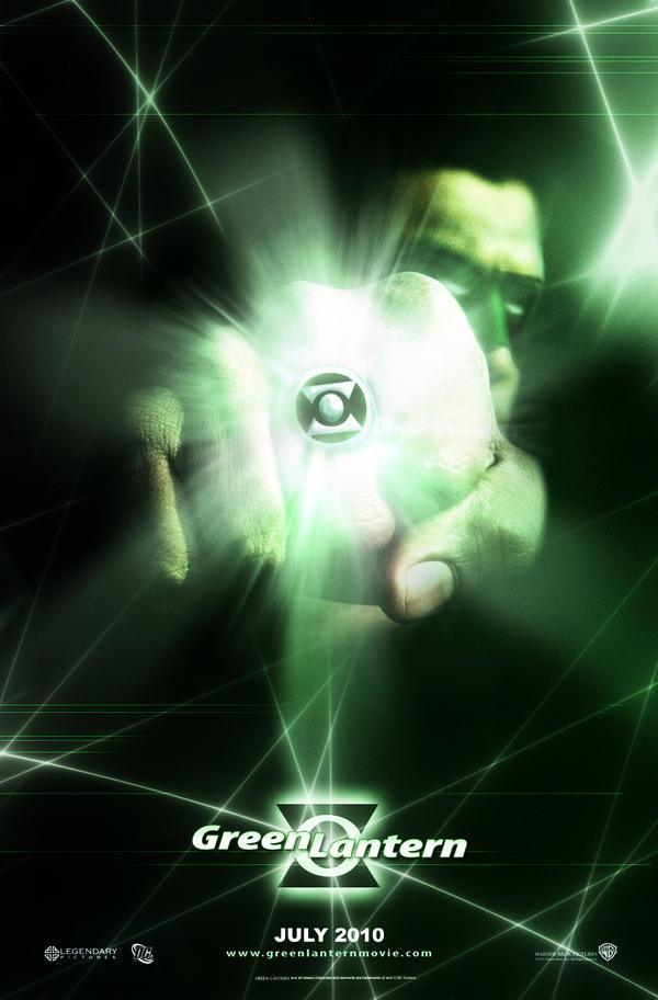 Green Lantern Teaser by joshwmc