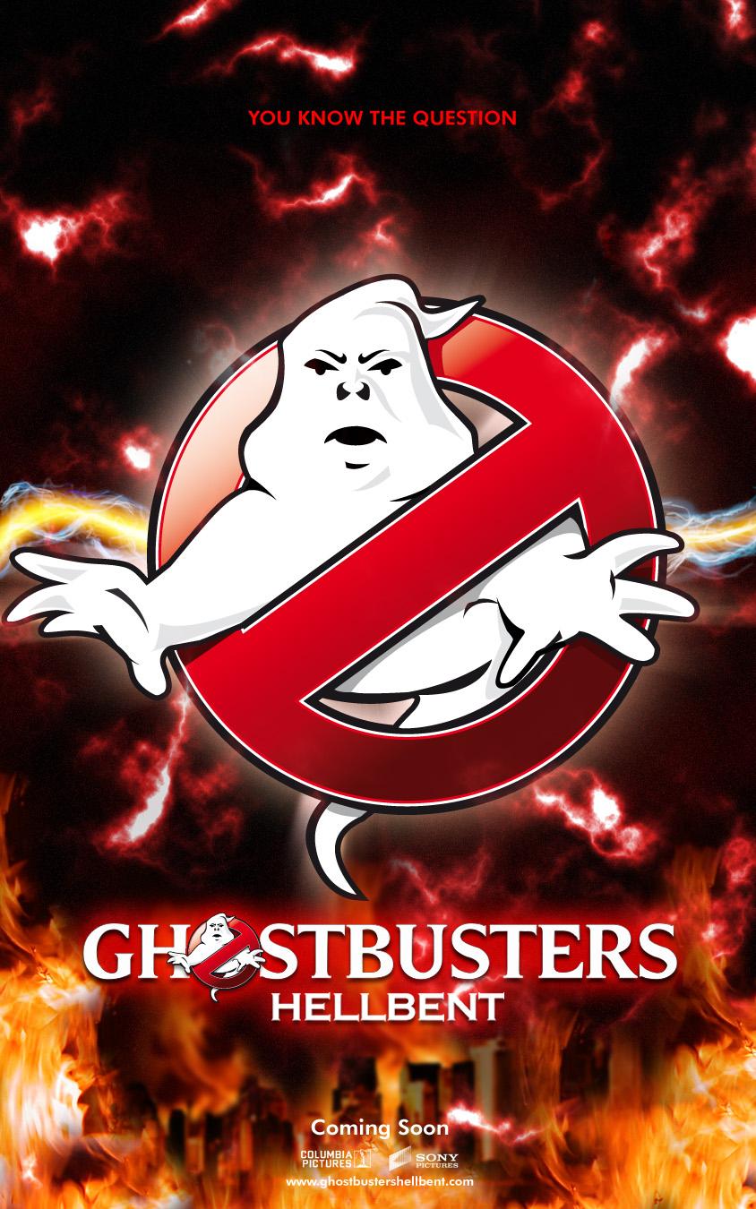 Ghostbusters Hellbent Teaser by joshwmc