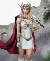 She-Ra Movie Concept by joshwmc