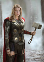 If Women Ruled The World - Thora Concept by joshwmc