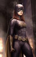 Batgirl DCEU Concept by joshwmc
