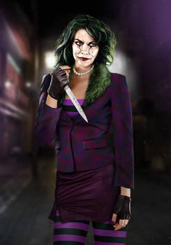 Flashpoint Joker - DCEU Concept