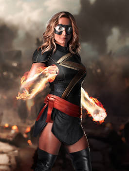 Ms Marvel Concept