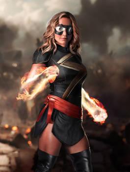 Ms Marvel Concept