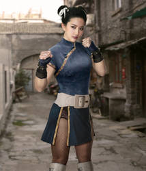 Chun-Li Street Fighter Movie Concept
