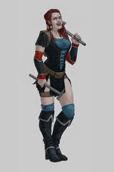 Jayna Townsend Pirate Updated Concept
