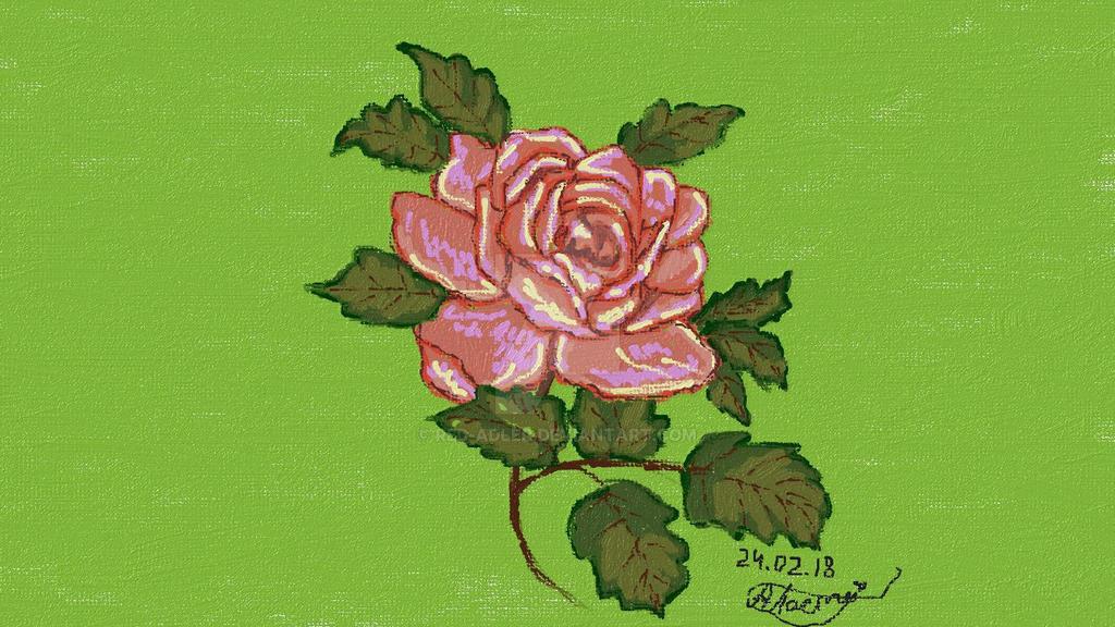 Rose by RED-ADLER