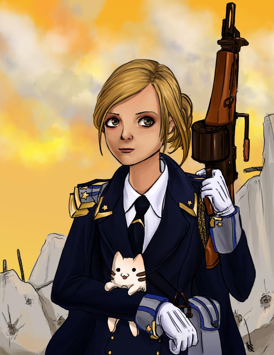 Natalia Poklonskaya :3 by Perronegro300
