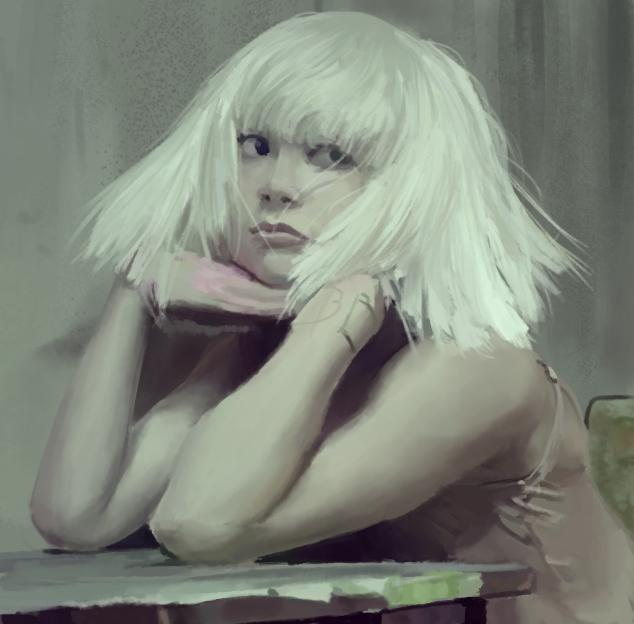 Chandelier by Perronegro300