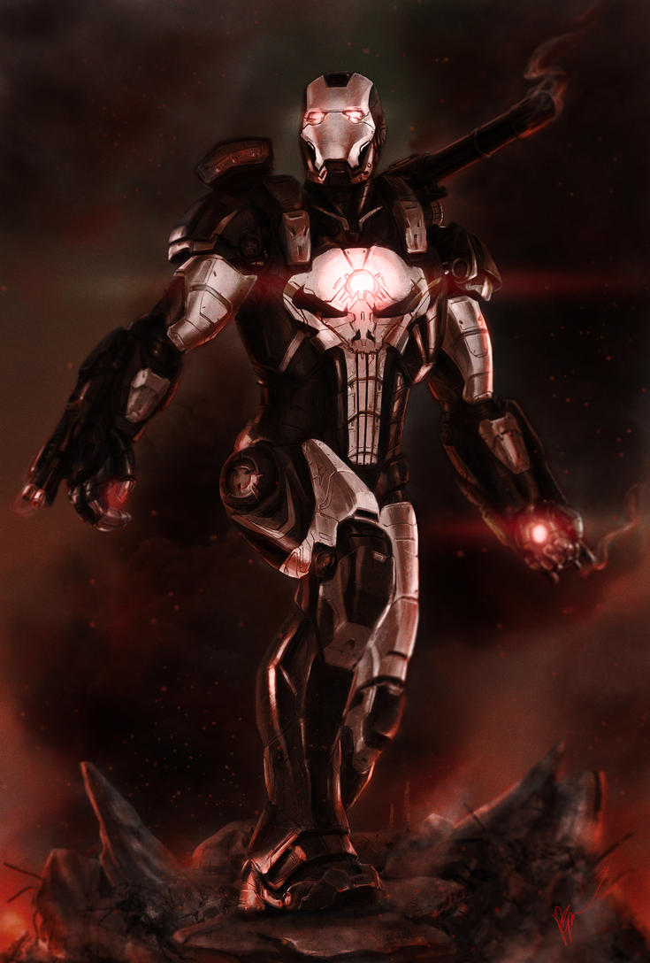 Iron punisher 2.0 by Perronegro300