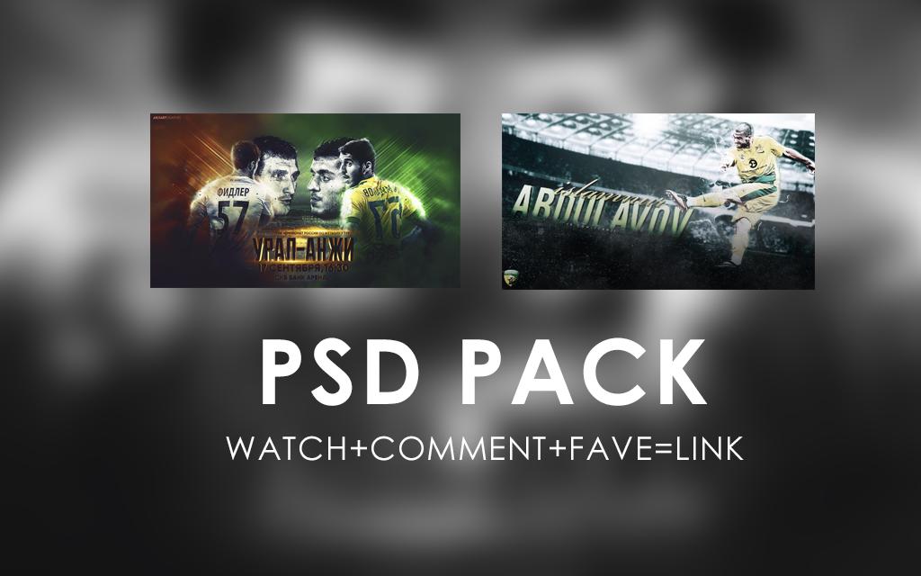 PSD Pack #1 by byKiLLeR