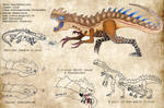 Sauromimus oros - Wallace II research file
