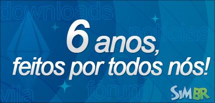 Banner Aniversario OSimBR by pseudomundo