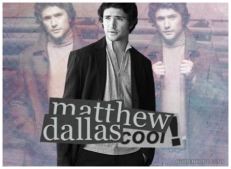 Encomenda Sign Matt Dallas by pseudomundo