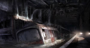 Flooded Underground by AznKyuubi