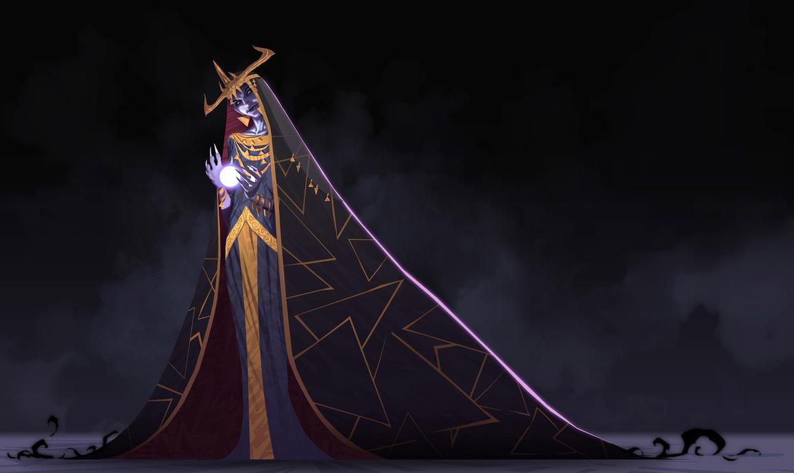 Demon Ghost by AznKyuubi