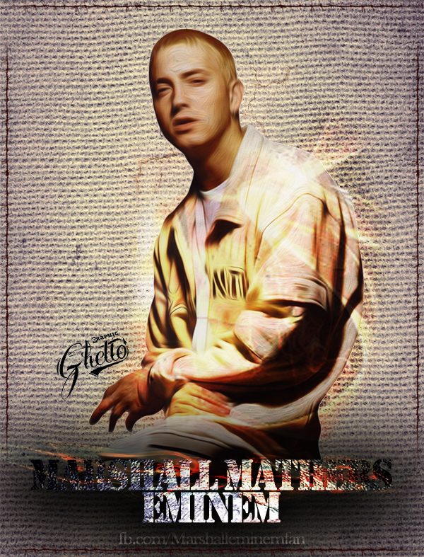 EMINEM POSTER by ghettolife on DeviantArt