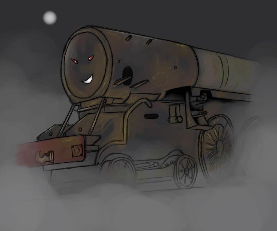 Scrap... by Train4755