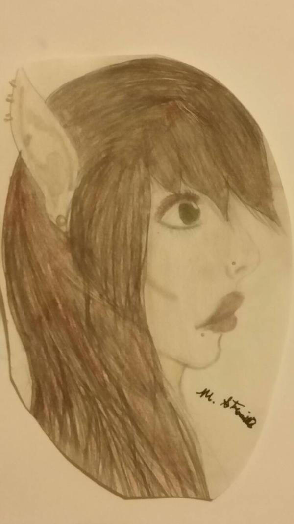 Elf Profile  by Kenziecreepypasta
