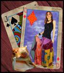 Gypsy story by Cha0tiqu3
