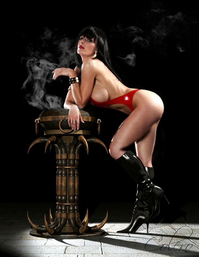 Vampirella by colero