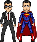 Clark Kent/Superman/Kal-El en Girl of Steel by LordKal-El