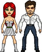 Mr and Mrs Lebeau by LordKal-El