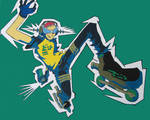 Jet Set Radio -- Beat