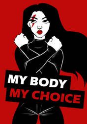 My body, my choice