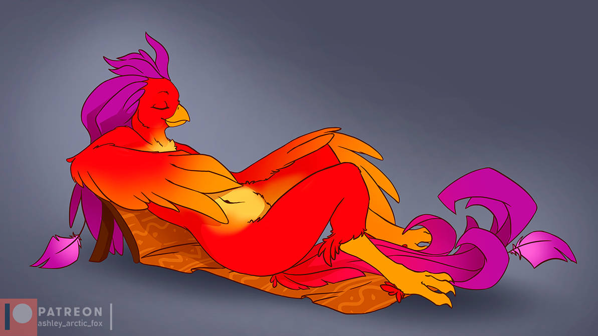 Relaxation by Ashley-Arctic-Fox