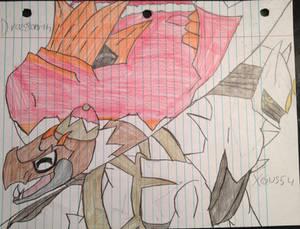 Christmas Gift to Dragonith and Xous54
