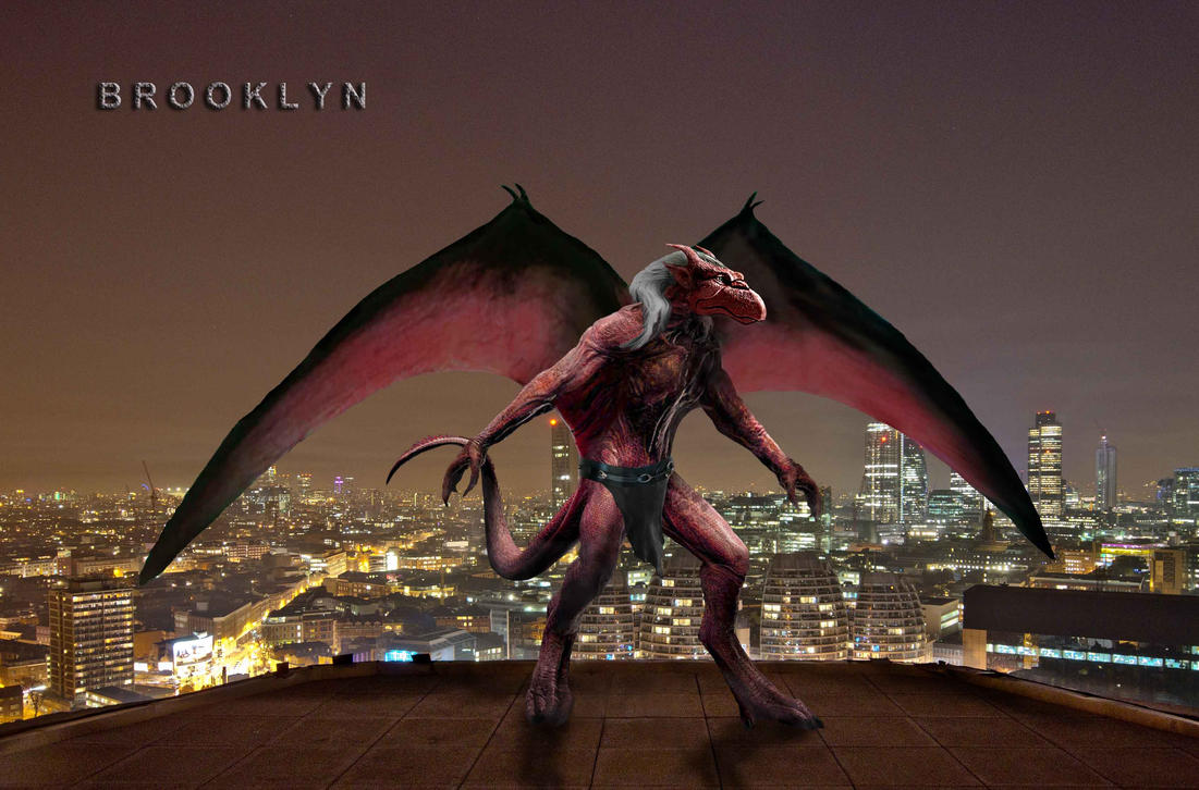 GARGOYLES: BROOKLYN By MiniriFpomsiyu On DeviantArt